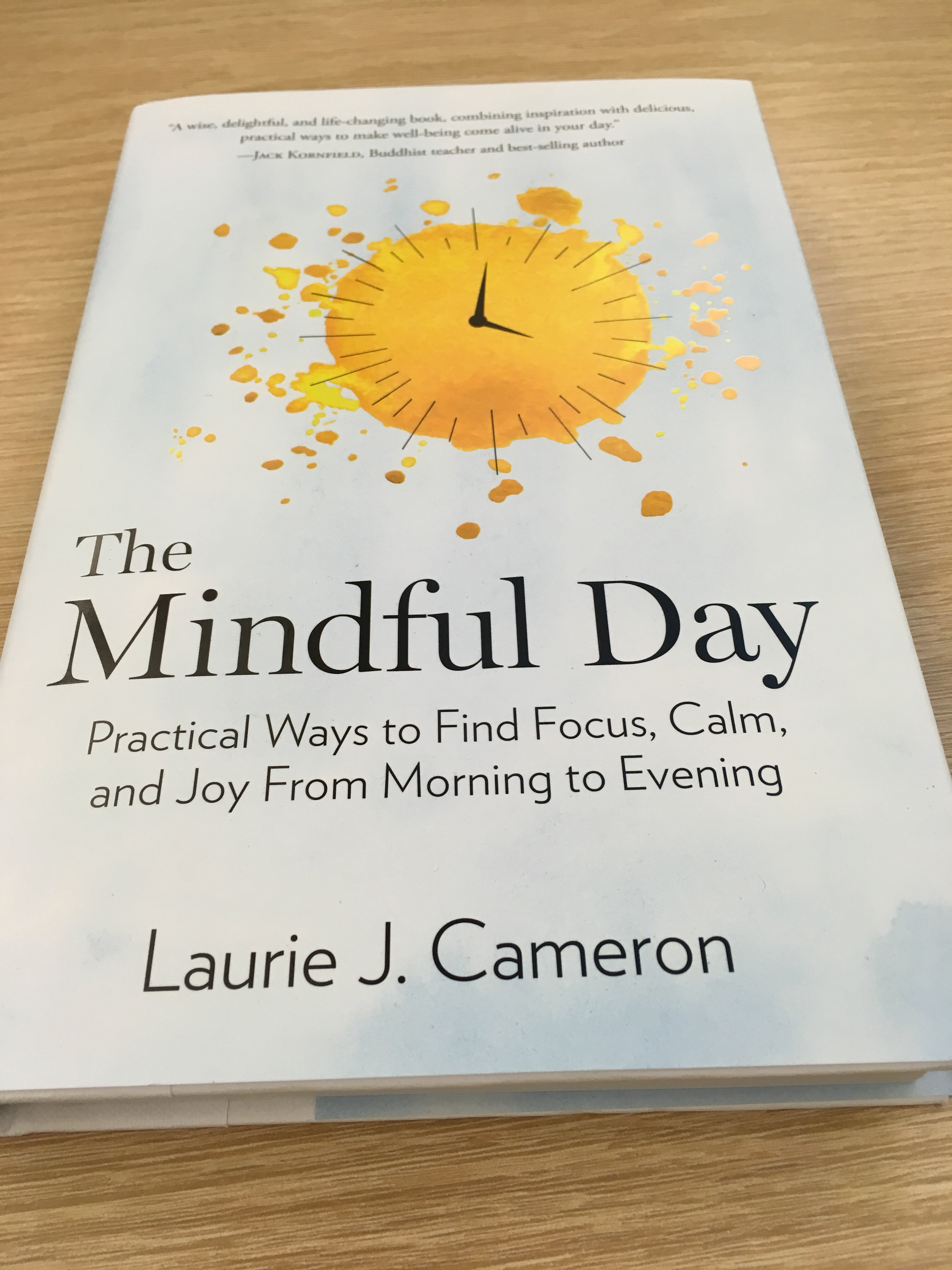 The Mindful Day – Openly Bookish